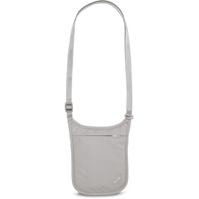 Pacsafe Coversafe V75 Pochette de cou, neutral grey
